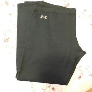 Under Armour Fitted Cold Gear Leggings sz LG